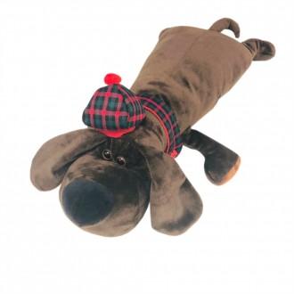 Собака. Игрушка-подушка мягкая (48 см)