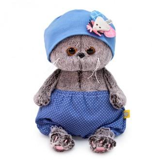 Басик BABY в шапочке с мышкой (20 см)