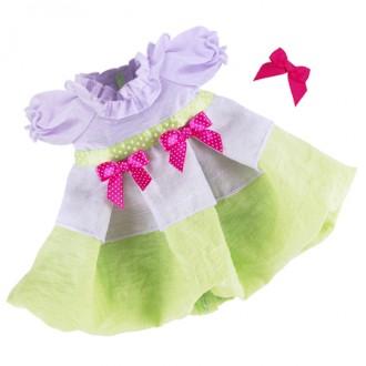 Весеннее платье BudiBasa для Зайки Ми 25 см