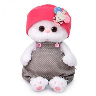 Кошечка Ли-Ли BABY в шапочке с мышкой (20 см)
