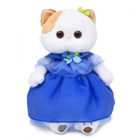 Кошечка Ли-Ли в синем платье (24 см)