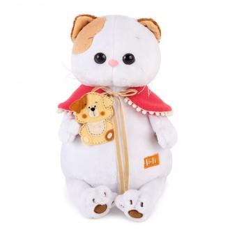 Кошечка Ли-Ли с собачкой (27 см)