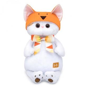Кошечка Ли-Ли в шапке - лисичка (27 см)