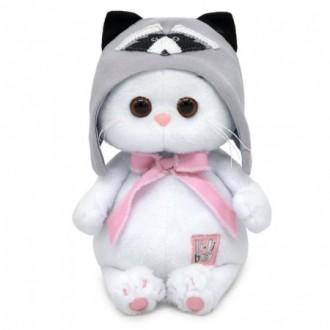 Кошечка Ли-Ли Baby в шапочке – енот (20 cм)