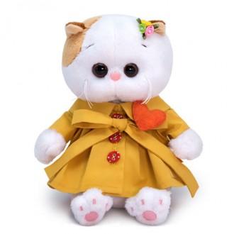 Кошечка Ли-Ли Baby плаще и с сердечком (20 cм)