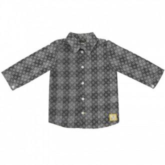 """Рубашечка в клеточку из коллекции """"Little Gentleman"""" (р-ры: 074, 080,086)"""