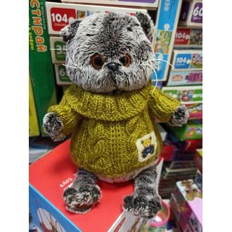 Вязаный свитер для Басиков 19-20 см