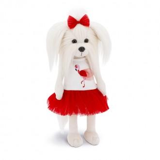 Собачка Lucky Mimi: Любовь и Фламинго (25 см)