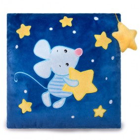 Игрушка-подушка Люка со звёздочкой (30 см)