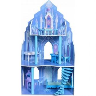 Кукольный домик ECO TOYS Frozen - Холодное сердце 4111