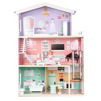 Кукольный домик ECO TOYS Rainbow 4128