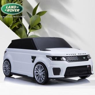 Чемодан-каталка Chi Lok Bo Range Rover белый