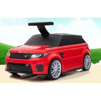 Чемодан-каталка Chi Lok Bo Range Rover красный