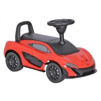 Автомобиль-каталка Chi Lok Bo McLaren красный