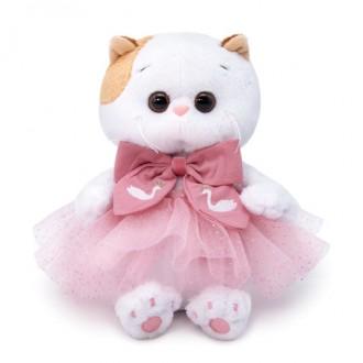 Кошечка Ли-Ли BABY в юбке с блестками (20 см)