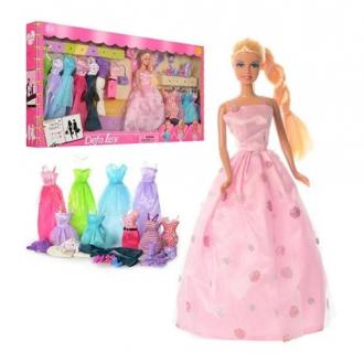 Кукла Defa Lucy с нарядами