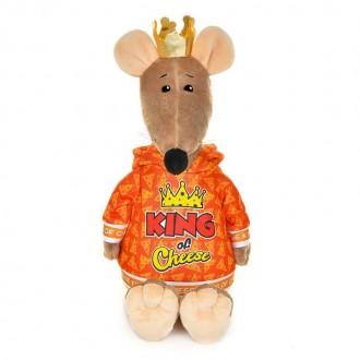 Крыс Сырный король (21 см)