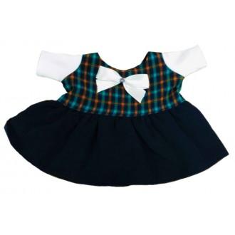 Платье школьное для Лили 27 см