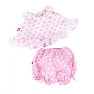 Розовая пижама для Зайки Ми 18 и 25 см