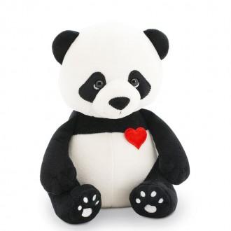 Панда Бу: Влюбленное сердце (20 см)