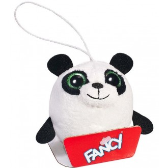 "Мягкая игрушка-брелок ""Глазастик. Панда"" (8 см)"