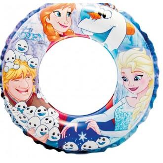 Круг для плавания «Холодное сердце» 51 см, от 3-6 лет