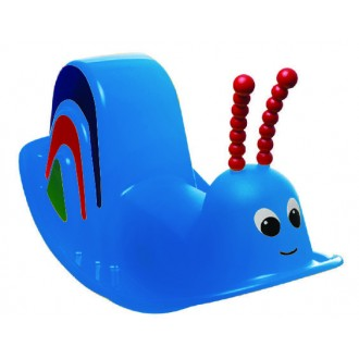 Качалка Улитка (Синий)