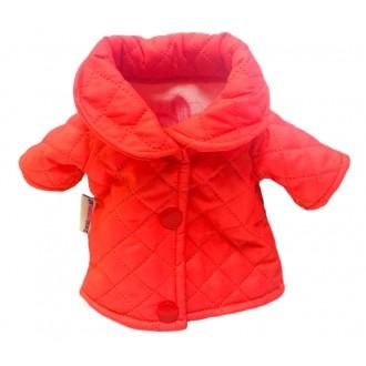 Пальто стеганое на кнопках для игрушек 19-20 см