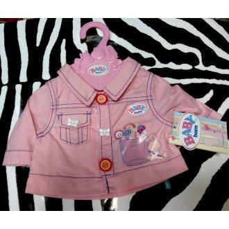 Курточка розовая для куклы Baby Born