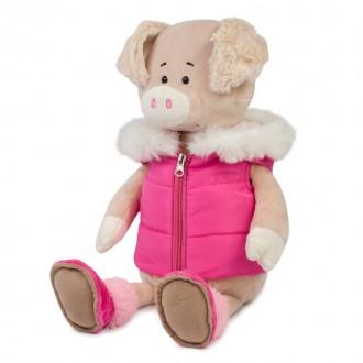 Свинка Вероника в Модной Жилетке (20 см)