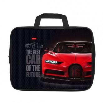 Сумка Текстильная с РУЧКАМИ Hatber А4ф для тетрадей ширина 3,5см -Best car-