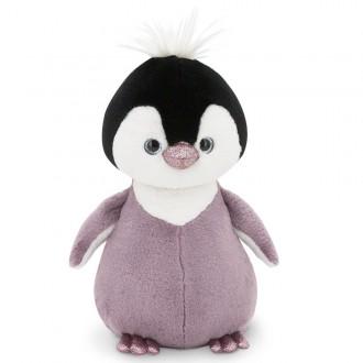 Пушистик Пингвинёнок сиреневый (22 см)