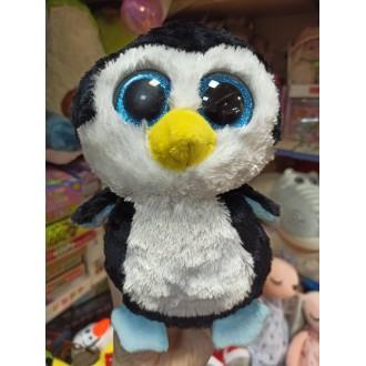 Глазастик Пингвин (20 см)