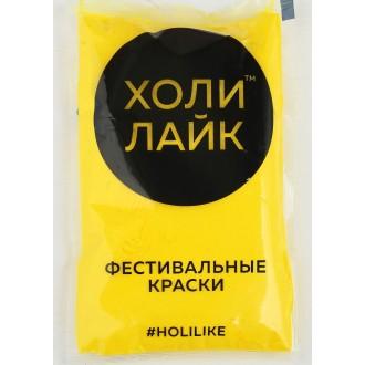 Краска холи, 100 г, цвет жёлтый