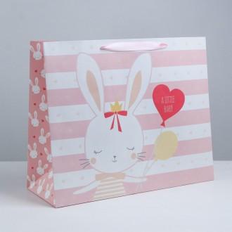 Пакет ламинированный «Очаровашка», XL 49 × 40 × 19 см