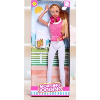 Кукла-модель «Спортсменка» с аксессуарами