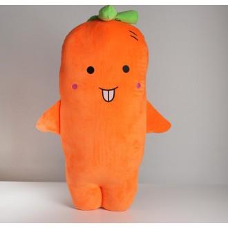 Мягкая игрушка-подушка «Морковка», 65 см