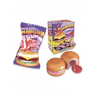 Жевательная резинка (с начинкой) FINI BURGER GUM 5г (Бургер)