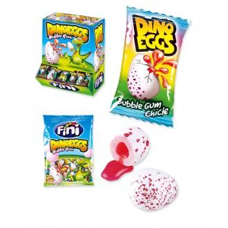 """Жевательная резинка (с начинкой) """"DINO EGGs"""" 5г (яйцо динозавра)"""