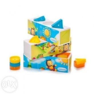 Кубики развивающие Smoby