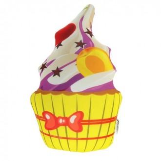 """Мягкая игрушка - антистресс """"Пироженка"""" 17 см × 29 см"""