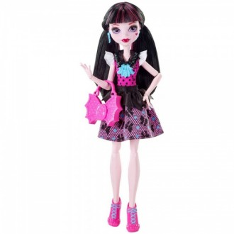 Кукла Дракулаура Mattel Monster High (26 см)