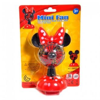 """Игрушка вентилятор """"Микки&Минни"""" (Mini Fan)"""