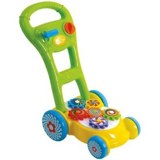 Каталка-ходунок с шестеренками PLAYGO