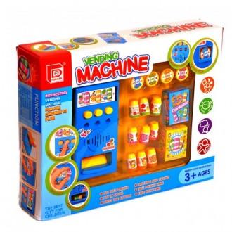 "Игровой набор ""Вендинг машина"" на батарейках (Vending Machine)"
