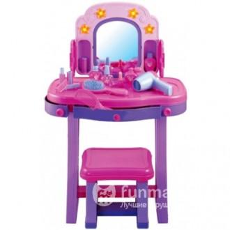 Детский туалетный столик Red Box