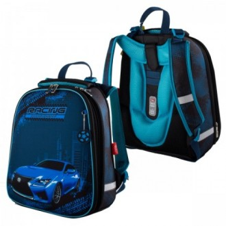 РЮКЗАК HATBER ERGONOMIC-RACING- 37X29X17 СМ