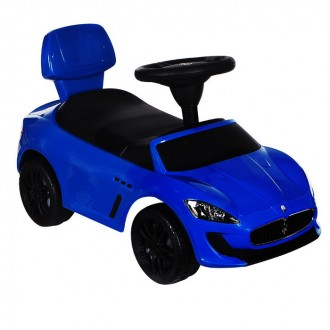 Автомобиль-каталка Chi Lok Bo Maserati (синий)