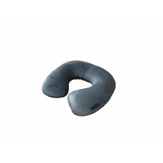 Подушка для путешествия «ТУРИСТ АНТИСТРЕСС» цвет серый