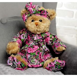 """Мягкая игрушка """"Медведица тетя Тома"""", 20см"""